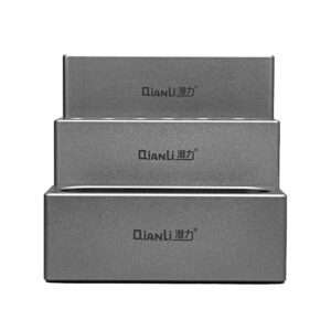 ست سه عددی جعبه نگهدارنده QianLi iCube